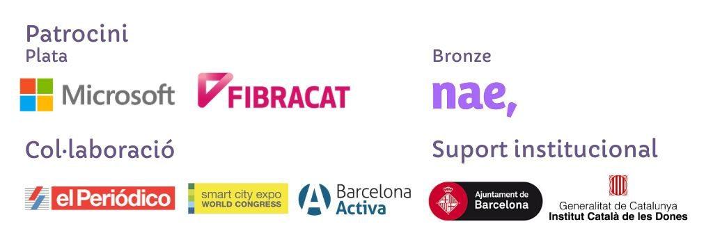 Sponsors WOMANLIDERTIC 2019
